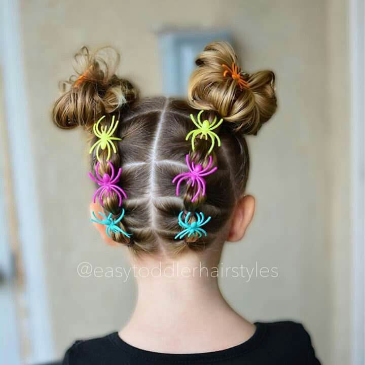 Crazy Hair Day Wacky Hair Kids Hairstyles Halloween Hair