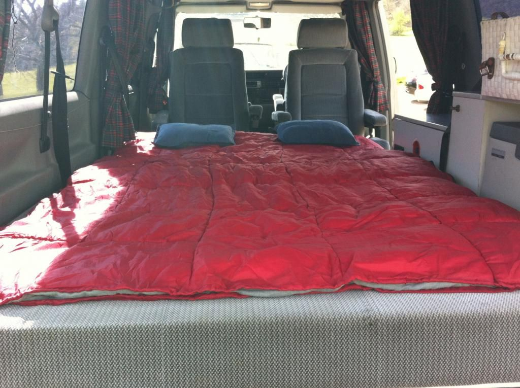 VW T4 LWB Camper Auto With LPG Conversion For Sale