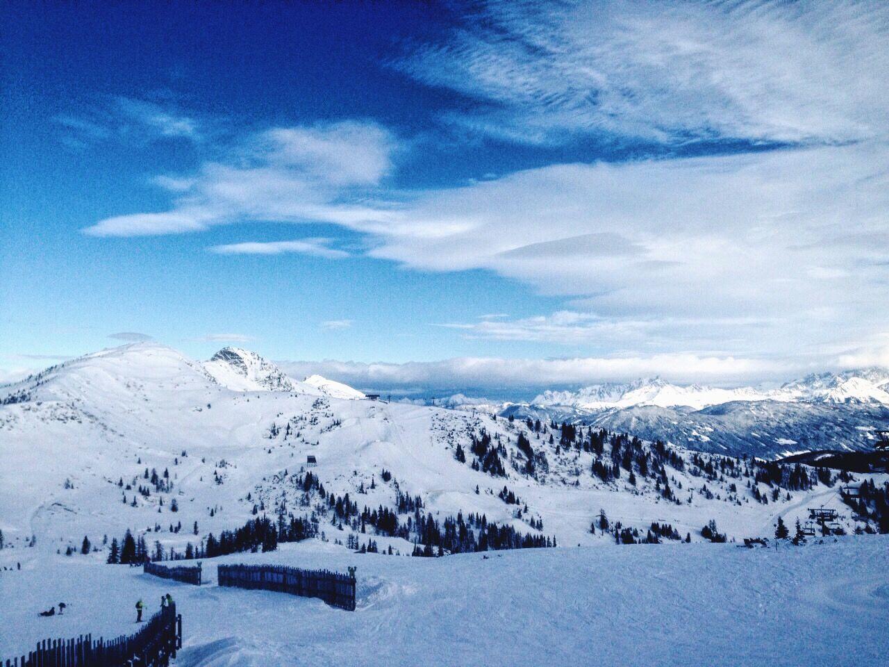 #mountains #snow #winter #austria