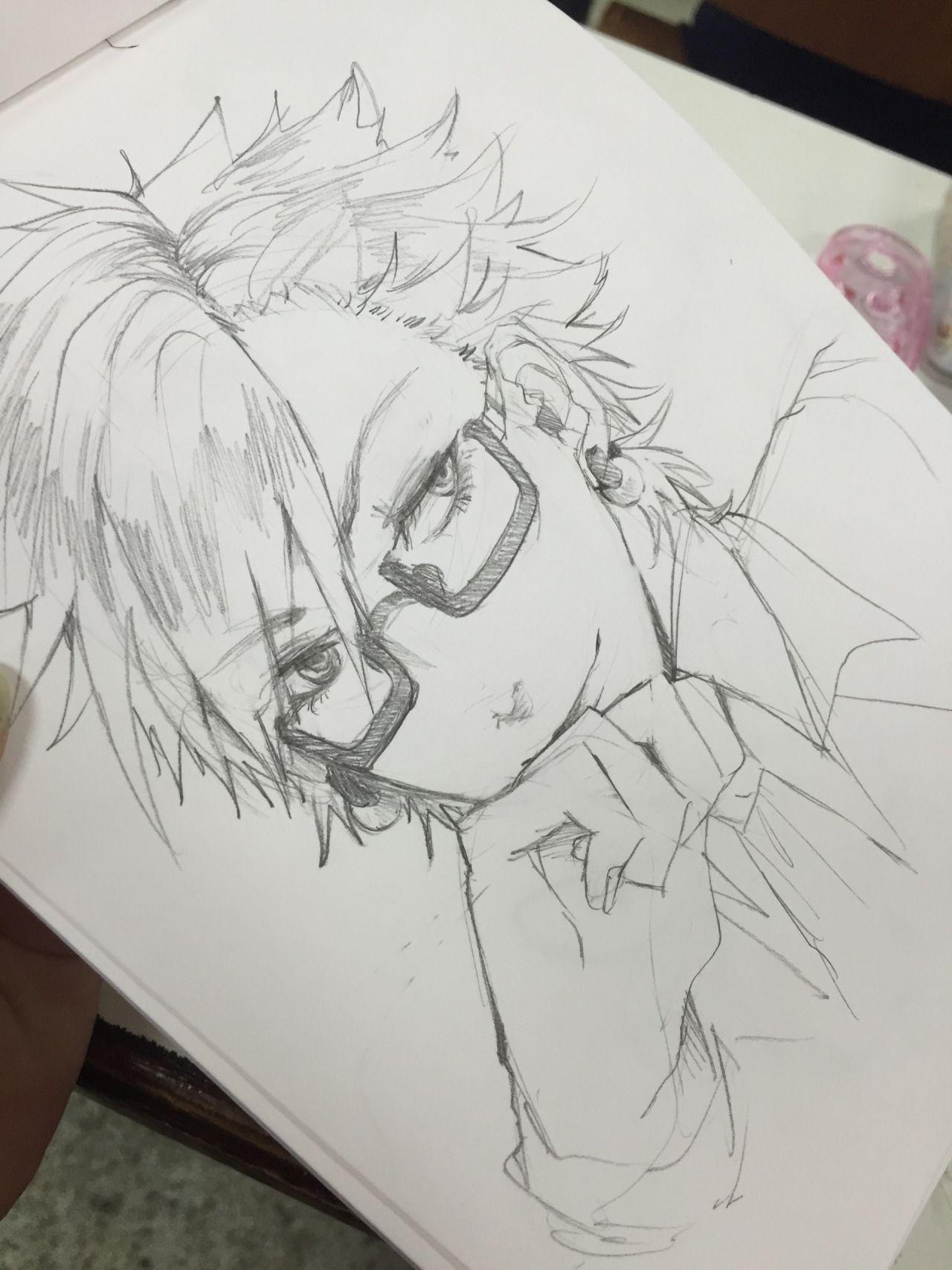 I l l i l a z brooby guy drawing manga drawing drawing stuff manga art