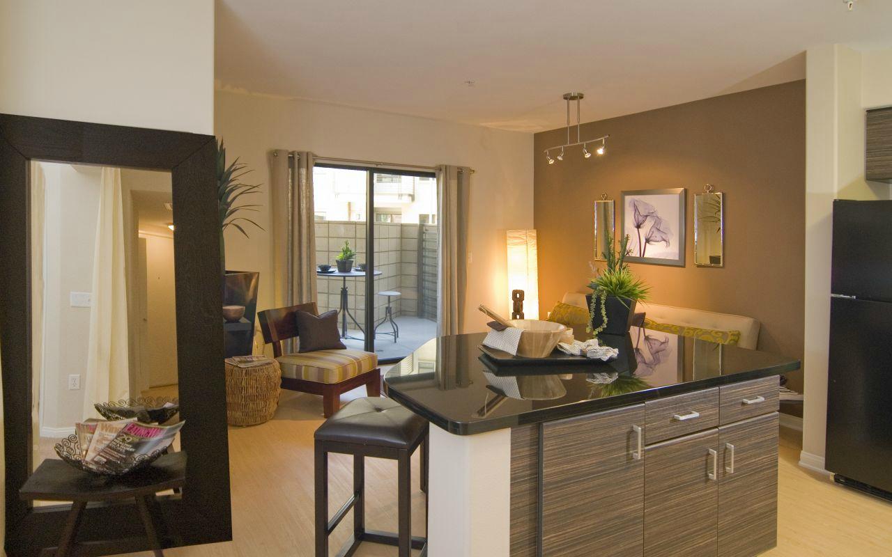 5600 Wilshire Apartments Penthouses Flats