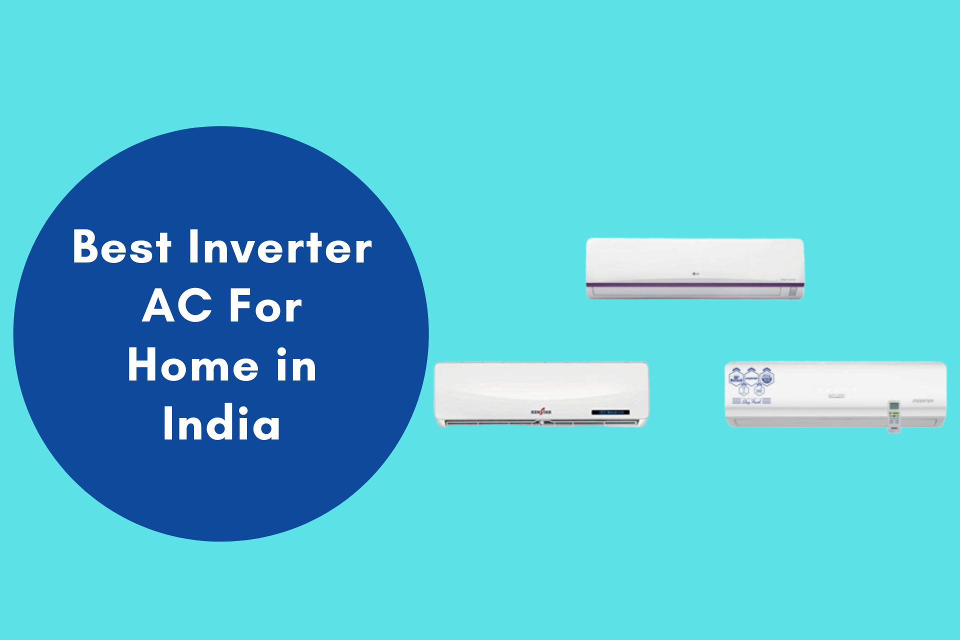 Best Inverter AC For Home in 2020 Inverter ac, Split ac