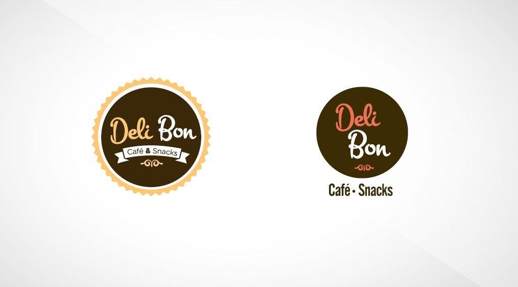 Propuesta de logotipo para Deli Bon