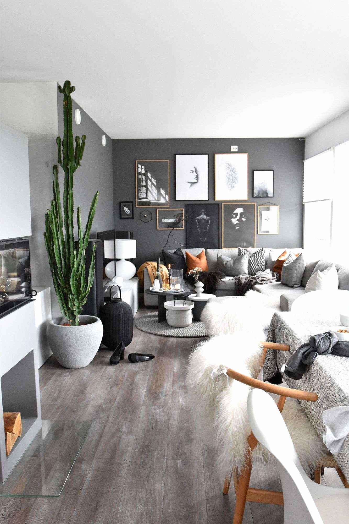 30 Einrichtungsideen Schlafzimmer Beste Ideen 2019 Black Walls Living Room Dark Grey Living Room Living Room Grey