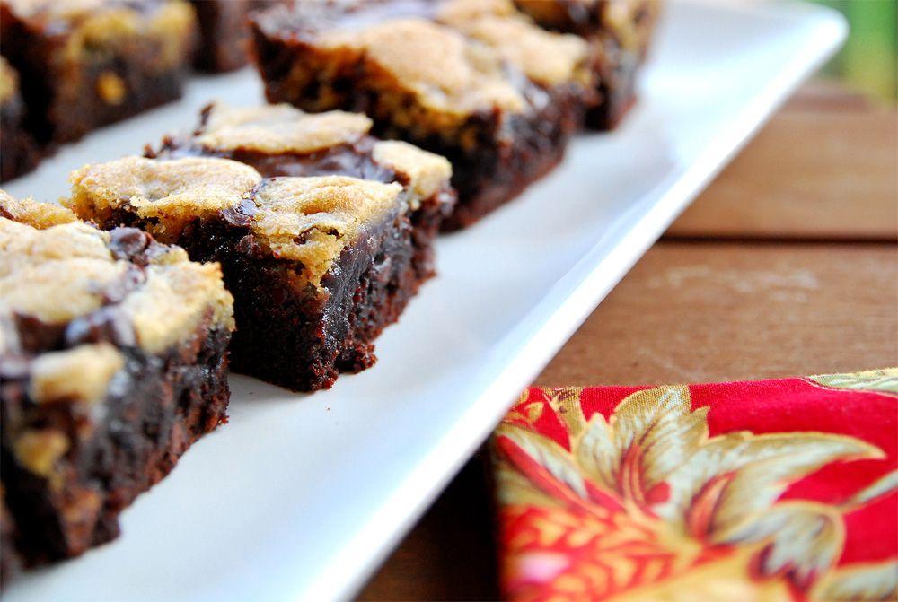 recette g teau anniversaire original et facile brookies. Black Bedroom Furniture Sets. Home Design Ideas
