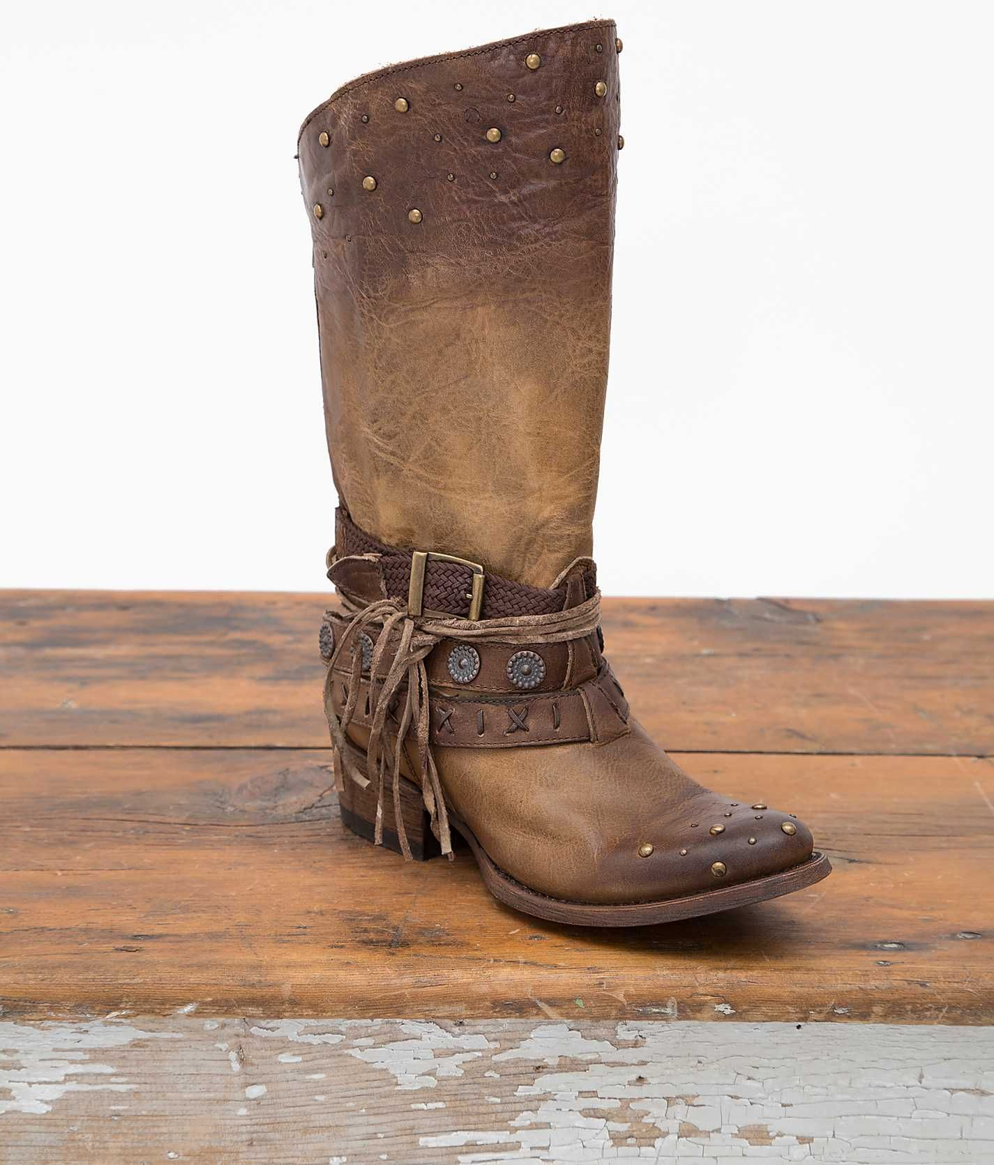 c5fe95c0ab0 Indie Spirit by Corral Rio Belle Riding Boot - Women's Shoes ...