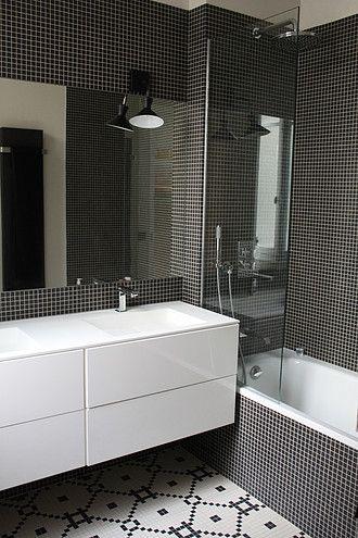 Agence Favorite Salle de bain Pinterest