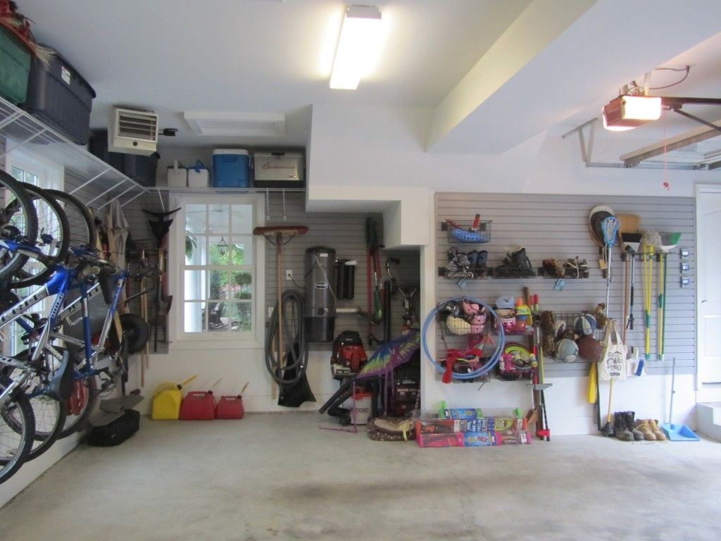 A Family Of 10 Has A Lot Of Stuff To Organize By Garage Designs