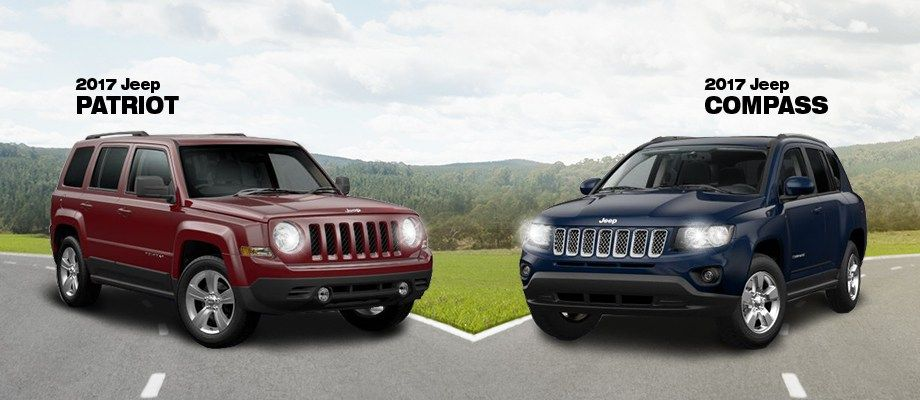 Awesome Jeep Patriot Vs Jeep Compass