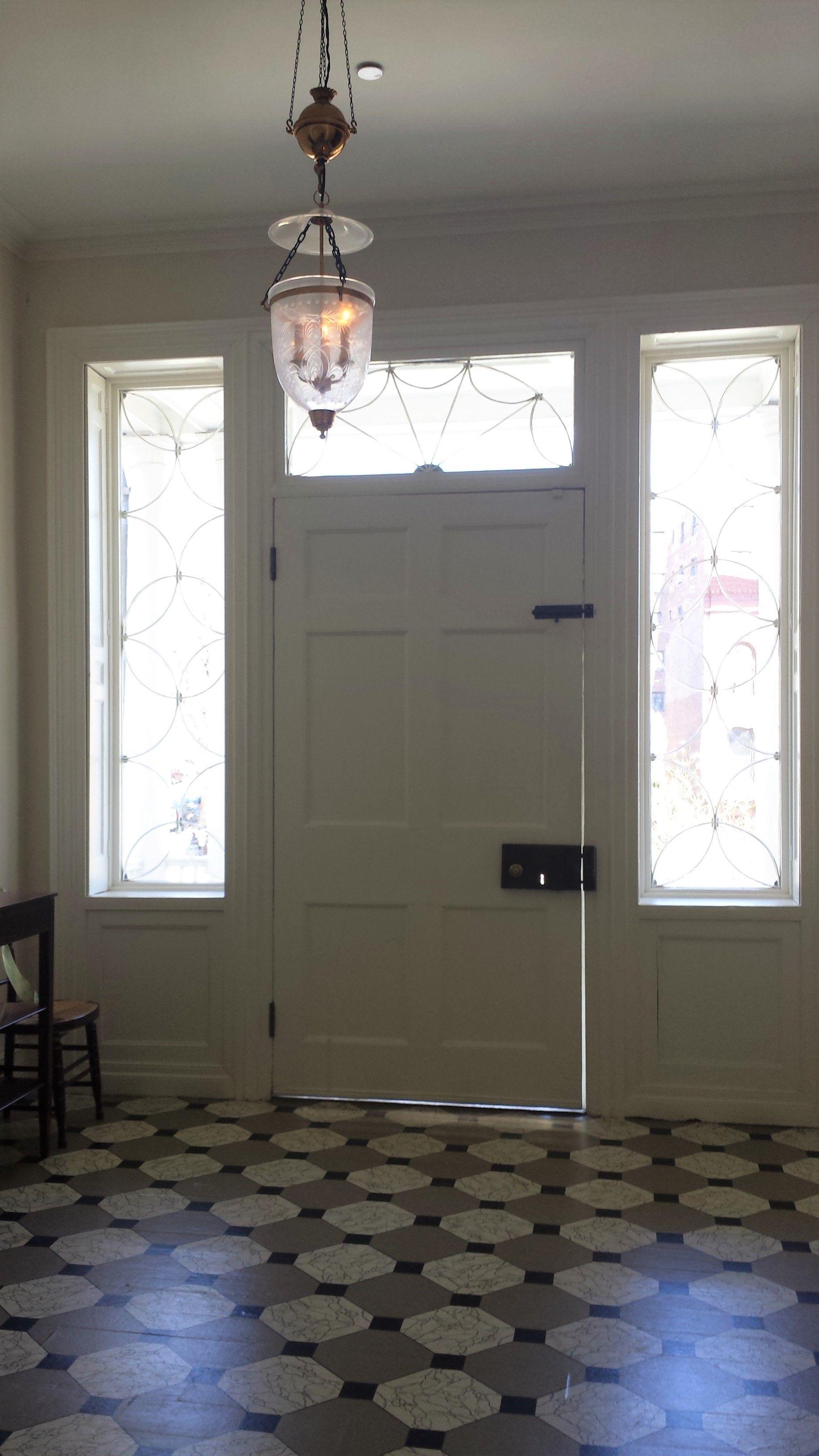 Entry Hall, Hamilton Grange, NYC