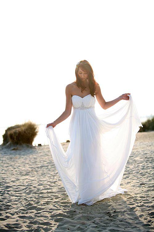 Destination wedding dress from The Bridal Suite www.bridalsuitegowns ...