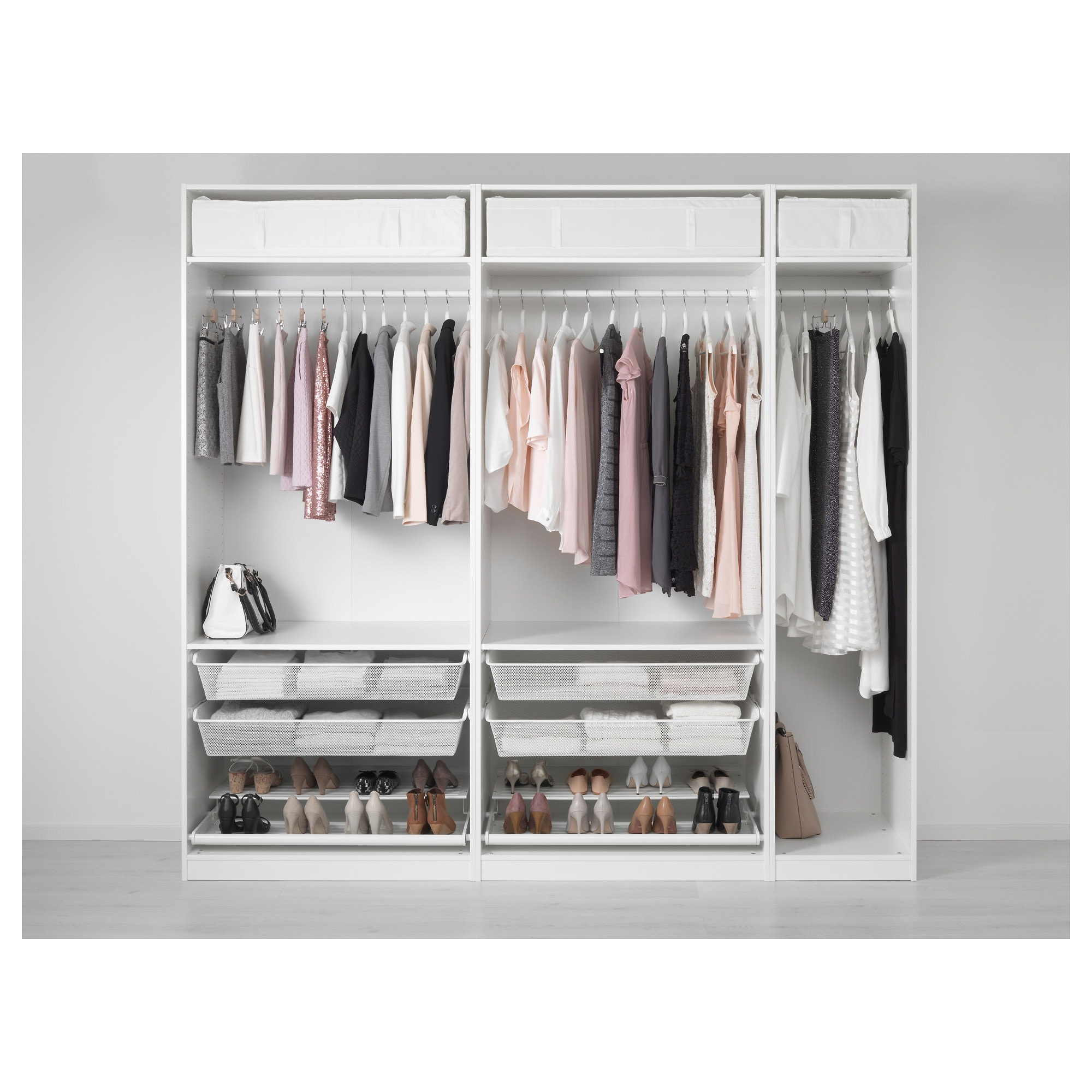 Ikea Wardrobe Tidy Pax Wardrobe White Products In 2019 Ikea Wardrobe
