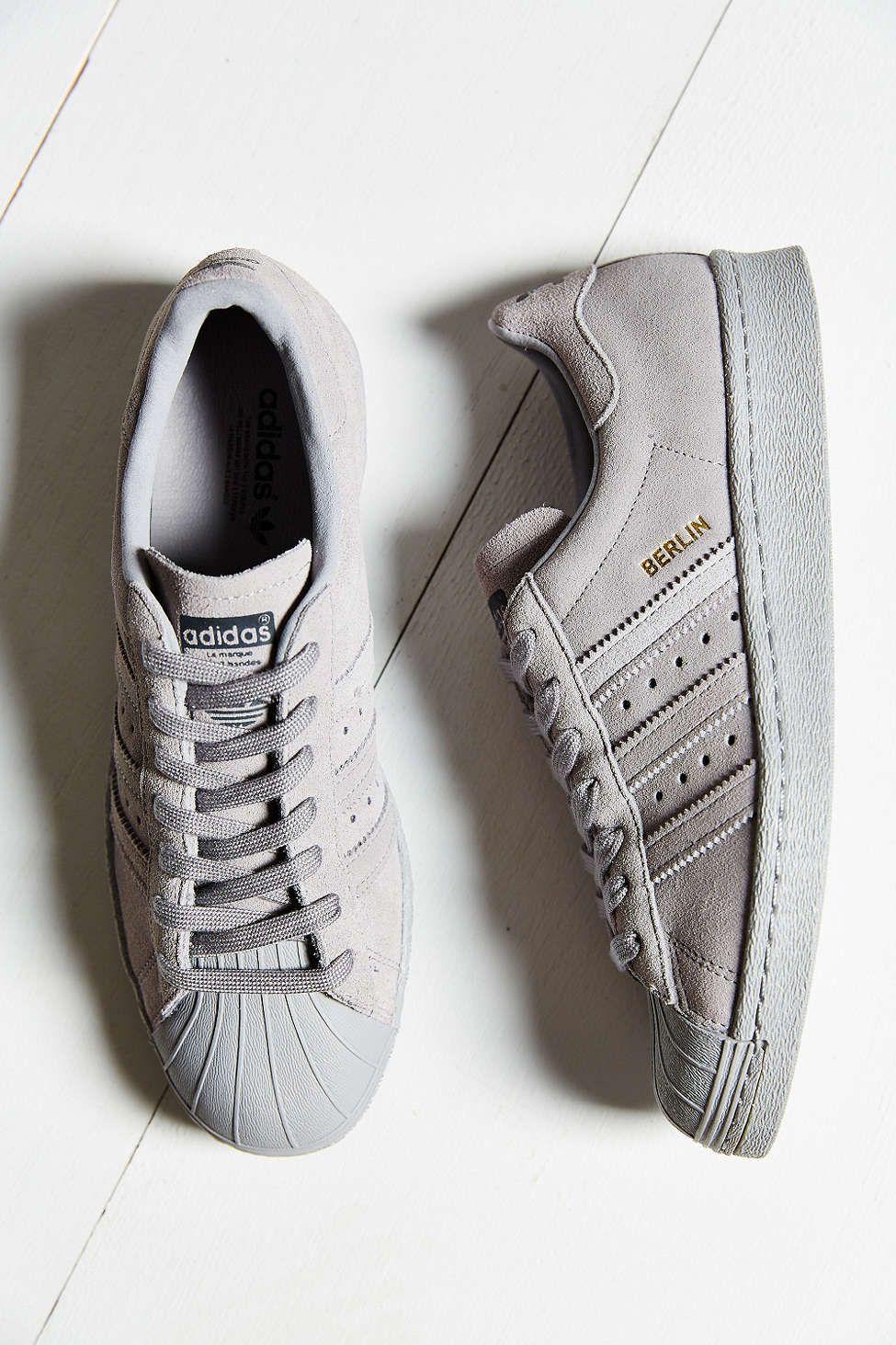 check out 4a315 81d9f adidas Originals Superstar City Pack Sneaker Basket Femme Tendance,  Chaussures Adidas, Chaussures Femme,