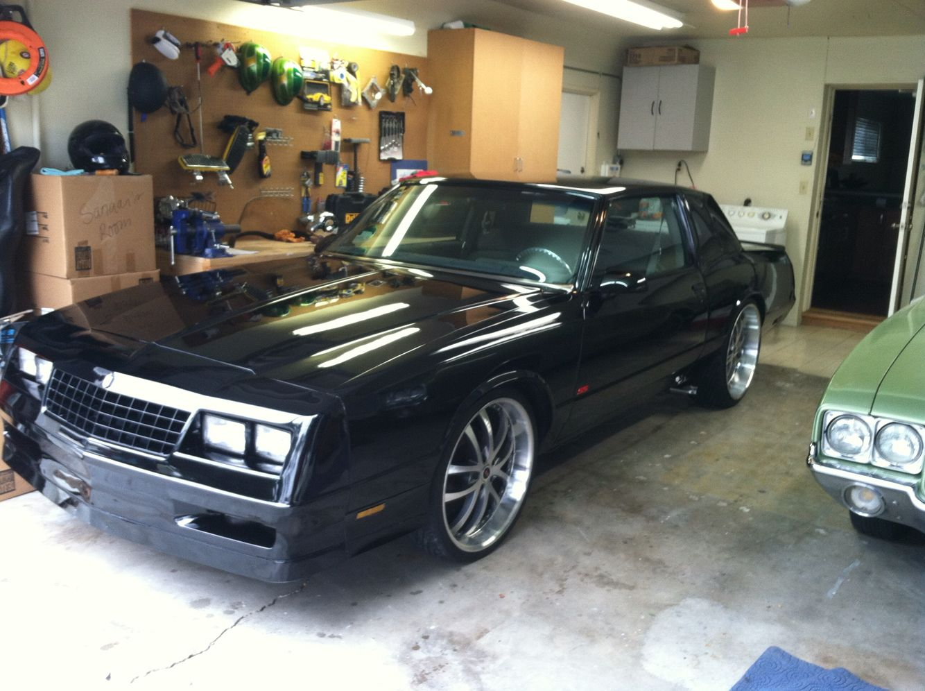 All Chevy 1985 chevy monte carlo ss for sale : 88 Monte Carlo SS | Old Schools & Bikes | Pinterest | monte Carlo ...