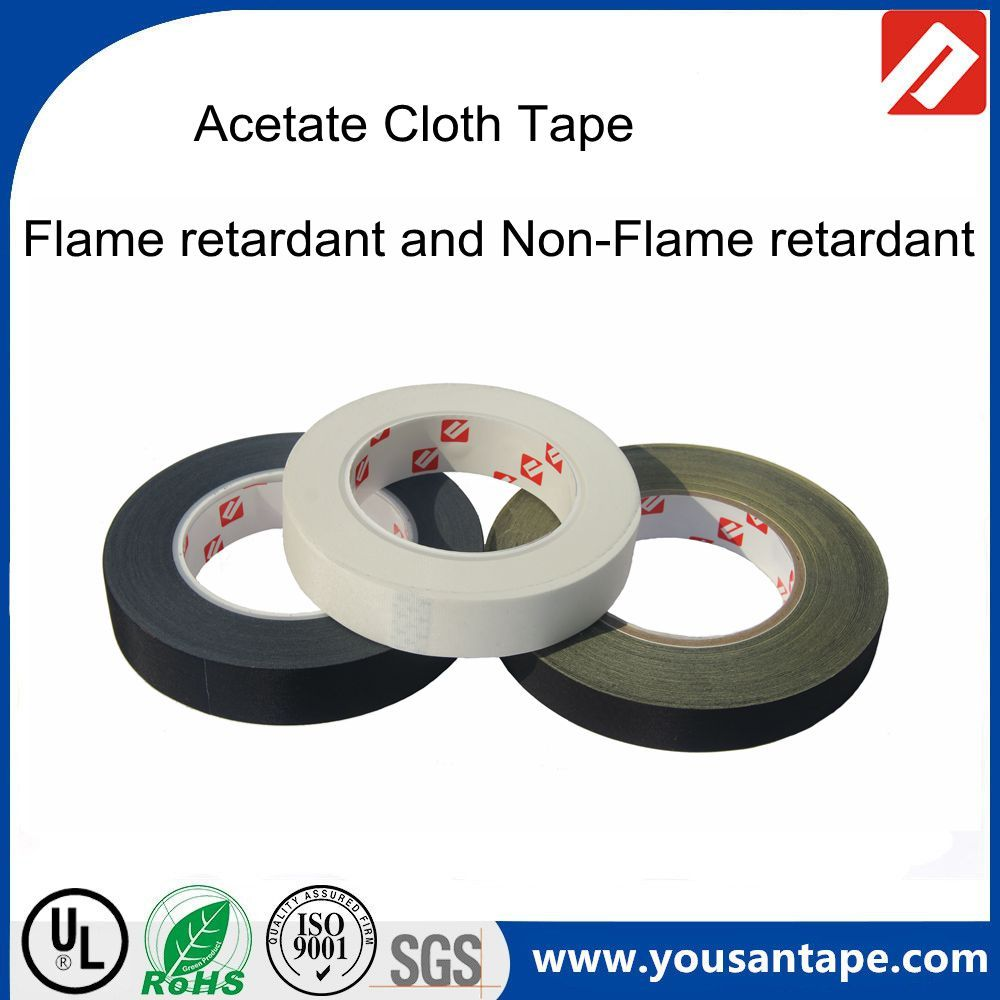 Flame Retardant Acetate Cloth Tape Made In China Wire Harness Wiring Skype Lulusales4