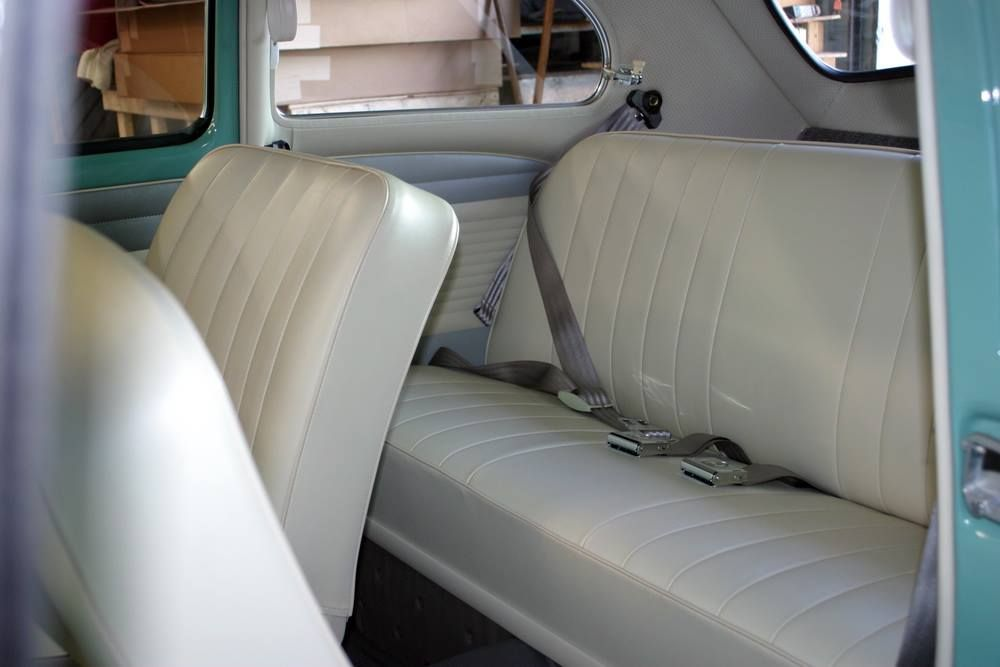 Original Style 1962 63 Vw Beetle Interior And Upholstery Interior Vw Beetles Vw Bug Interior
