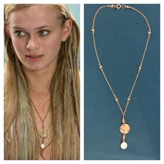 aquamarine movie replica necklace