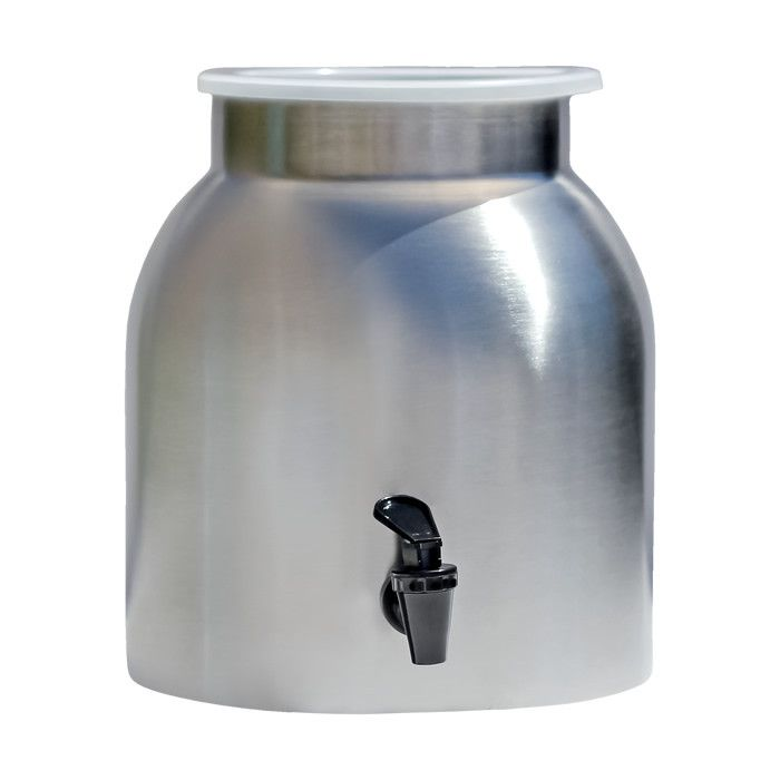 Something to brighten your day! http://shop.karmacultures.com/products/continuous-brewer-2-2-gallon-stainless-steel?utm_campaign=social_autopilot&utm_source=pin&utm_medium=pin