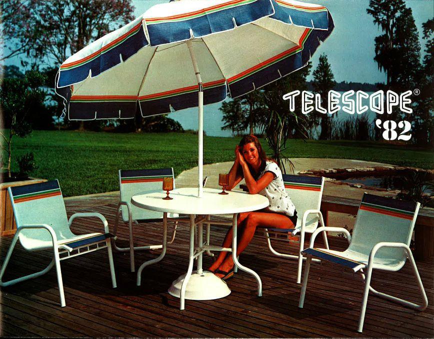 Telescope Casual Gardenella Collection 40 Years Telescope