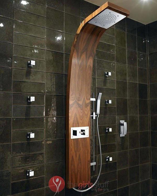 Ordinaire Vertical Spa Shower Systems Picturesluxury Kohler