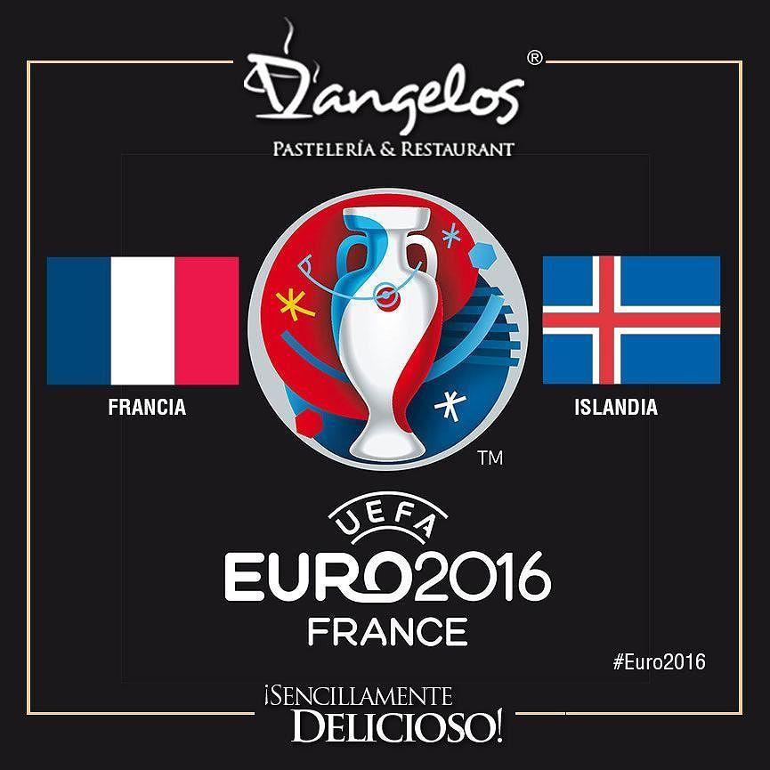 Vive la emoción de la #euro2016 con el sabor #SencillamenteDelicioso que solo D'angelos te ofrece en @Orinokia_Mall y @CCCAltaVistaII  #euro2016 #futbol #soccer #deporte #sport #gastronomía #gastronomy  #gourmet #francia #islandia #france #iceland #Guayana #PZO