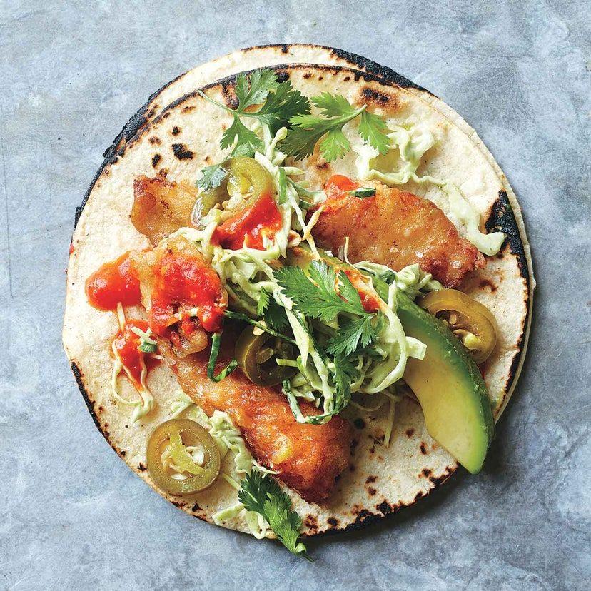 Perfect Fish Tacos Recipe In 2020 Fish Tacos Food Tacos