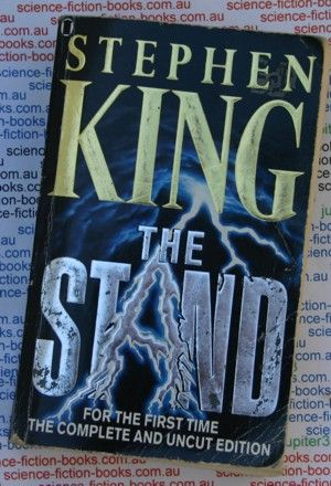 Stephen King Challenge Book 1 The Stand Stephen King Books