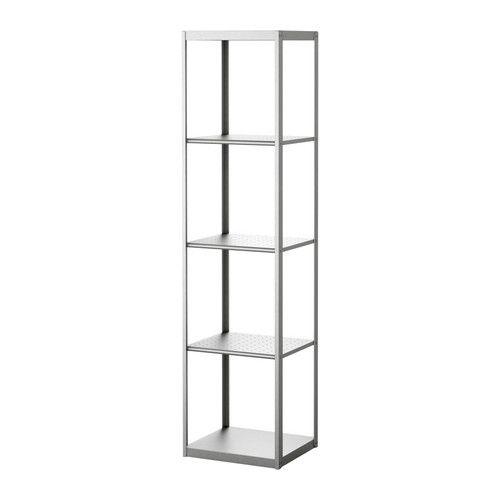 GRUNDTAL Shelf unit IKEA Remodeling a small bathroom Pinterest