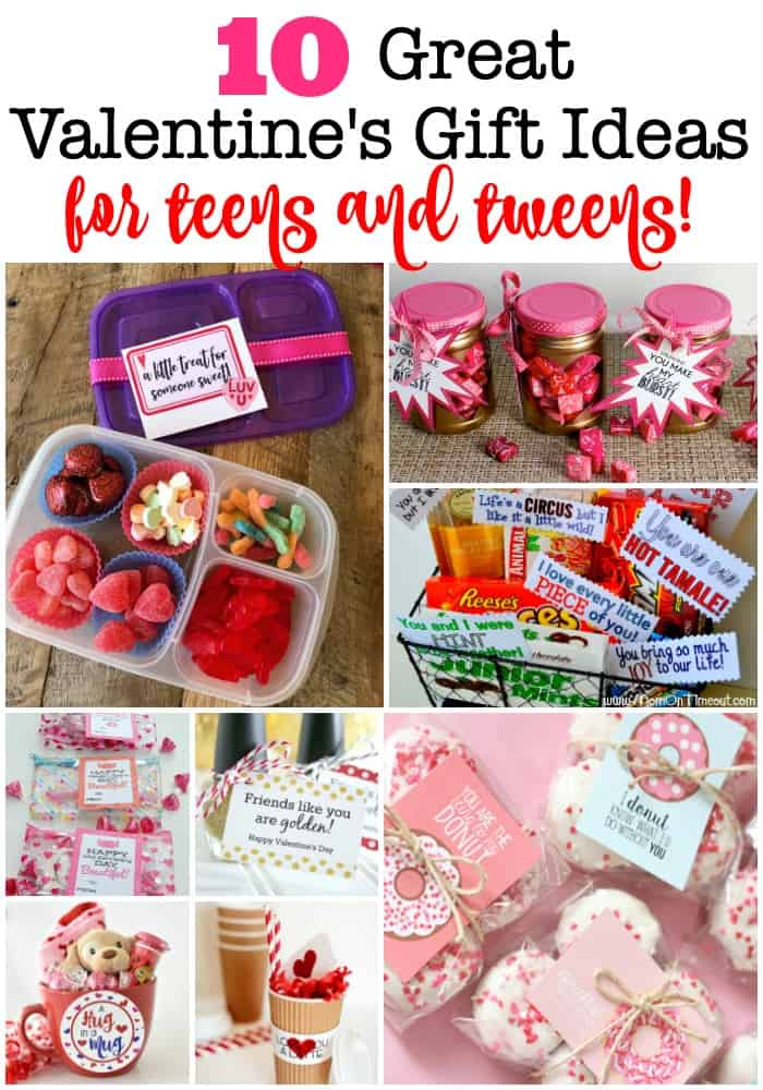 10 Great Valentine S Gift Ideas For Teens And Tweens Valentine Gifts Family Valentines Day Teens Valentines