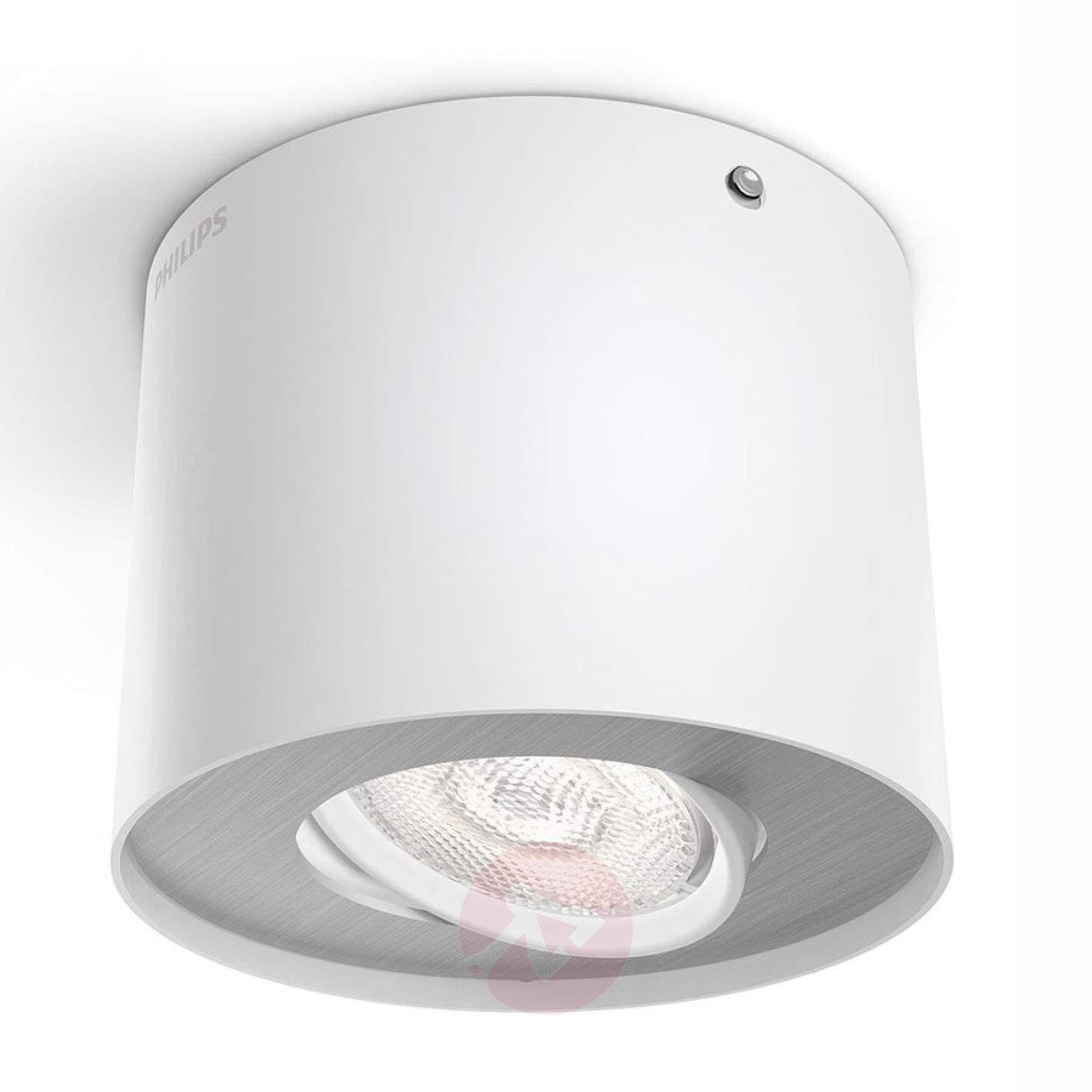 Philips Phase Led Downlight Weiss 1 Flammig Kaufen Lampenwelt De In 2020 Led Deckenstrahler Led Strahler Led