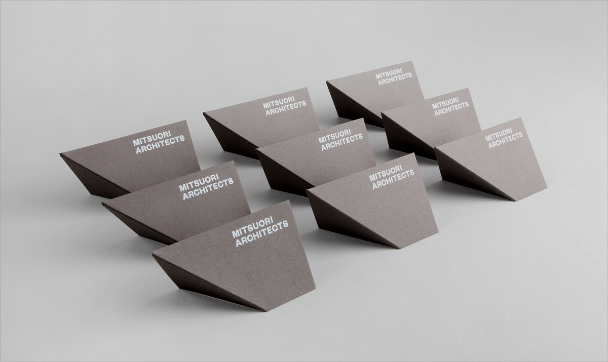 Folding business card design for architects buisness cards folding business card design for architects colourmoves