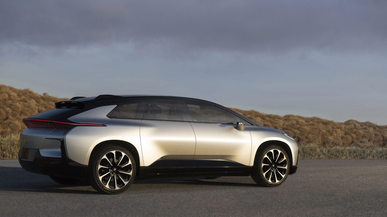 Faraday Future Gets Gofundme Campaign To Keep Employees But Diagnosis Looks Terminal Faraday Future Car