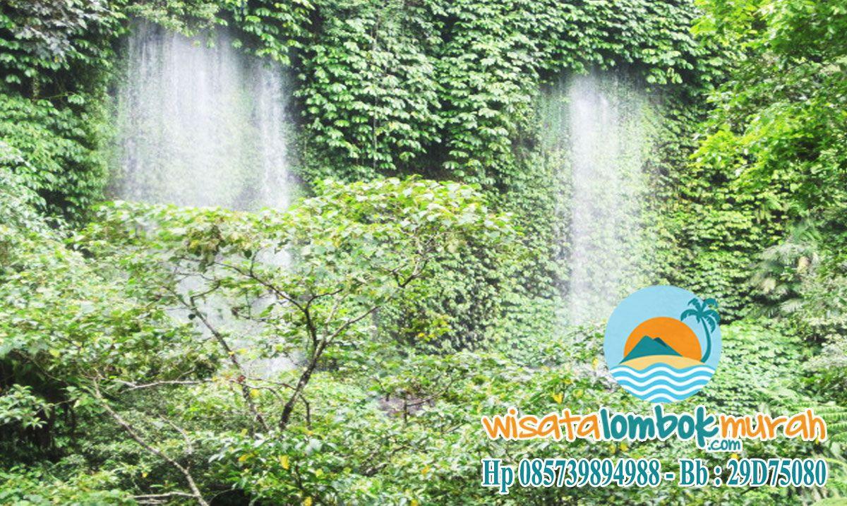 Wisata Air Terjun Benang Kelambu Lombok Keindahan Alam Dan Keasriannya Akan Membuat Liburan Anda Tak Terlupakan Loh Guys D Y Air Terjun Air Penjernihan Air