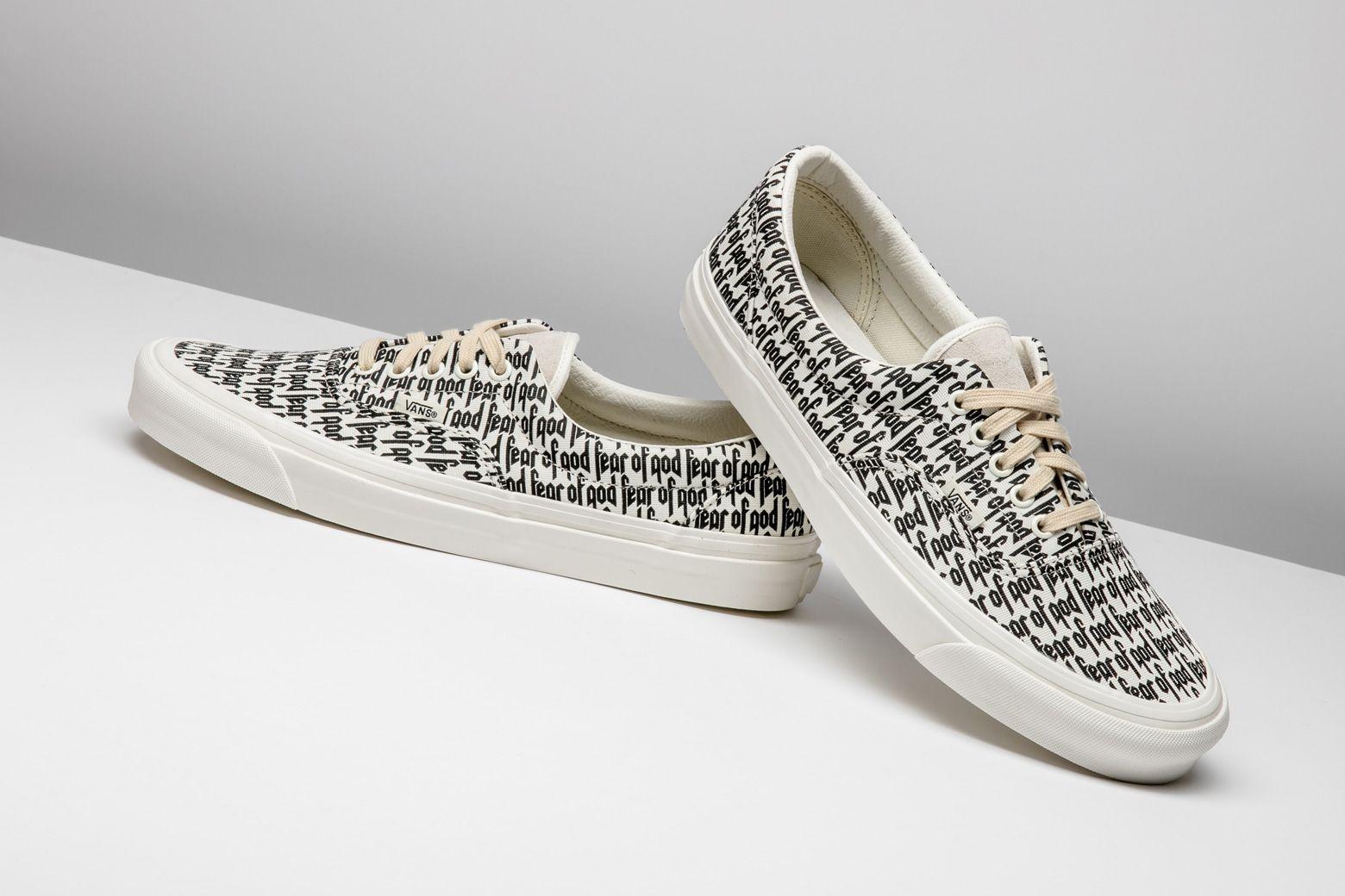 Vans Era 95 Reissue Fog Fear Of God 4000328260 In 2020 Vans Vans Sneakers Me Too Shoes