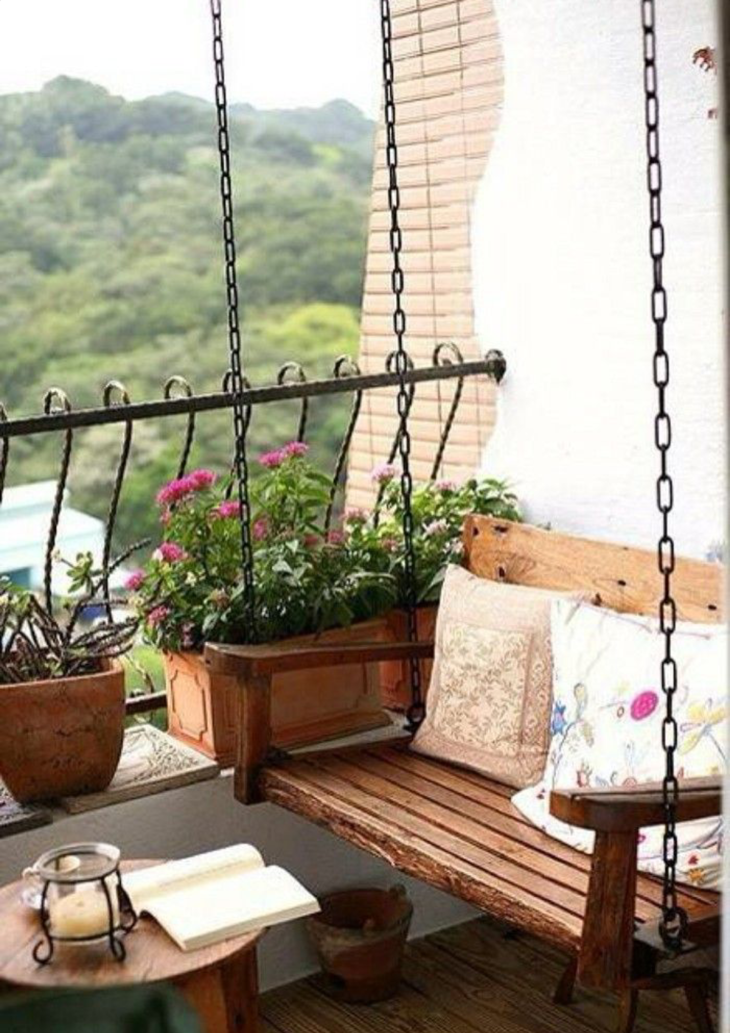 Apartment balcony ideas pictures to pin on pinterest - Explore Apartment Balcony Decorating And More