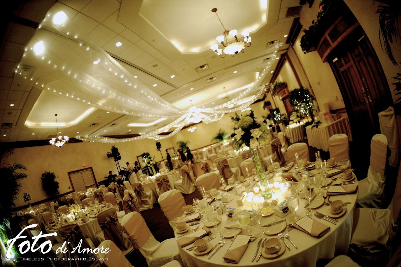 Affairs In The Air Created Ambiance With This Material And Light Center Out Drape Lido Beach Resortwedding
