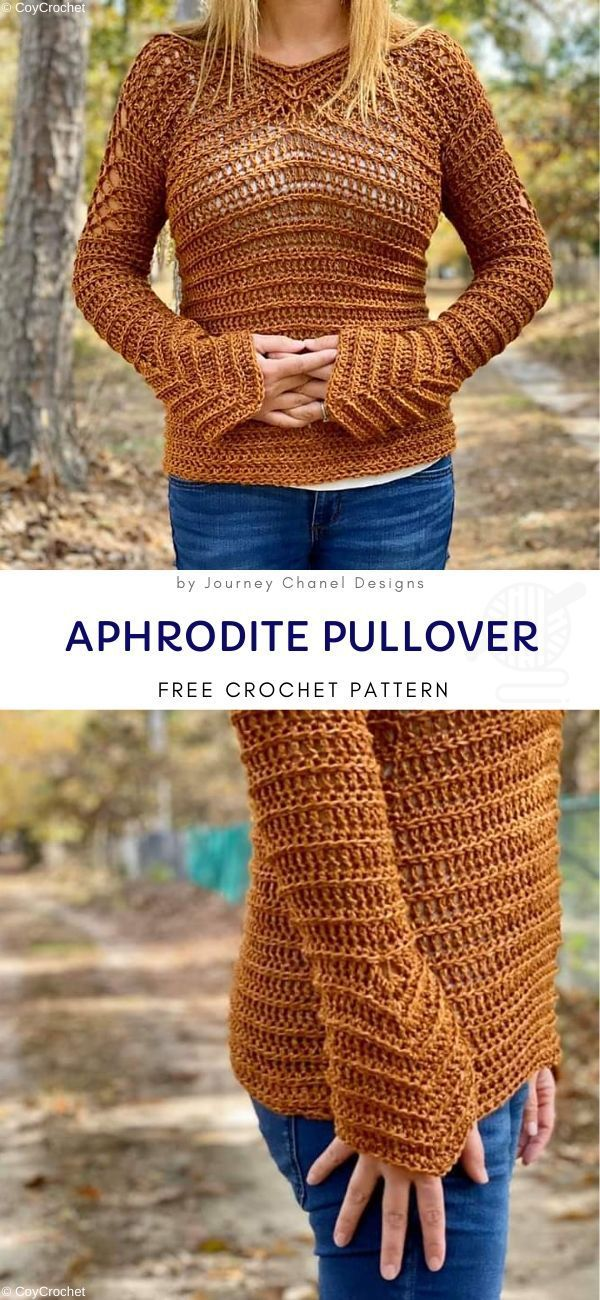 Sweater Weather Cute Crochet Ideas