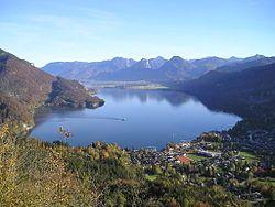 Wolfgangsee, Austria