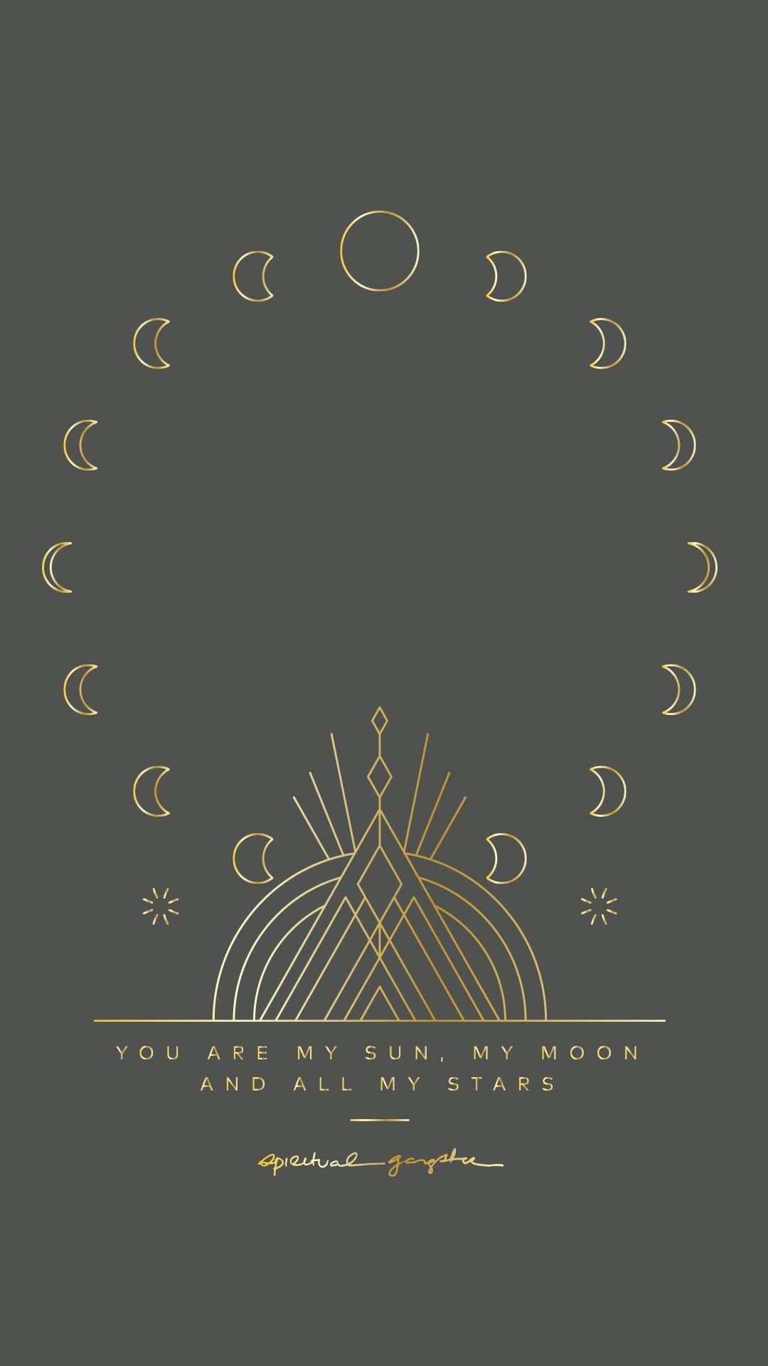 Pin By S T E P H S S T U D I O On Wallpaper Witchy Wallpaper Spiritual Wallpaper Hippie Wallpaper