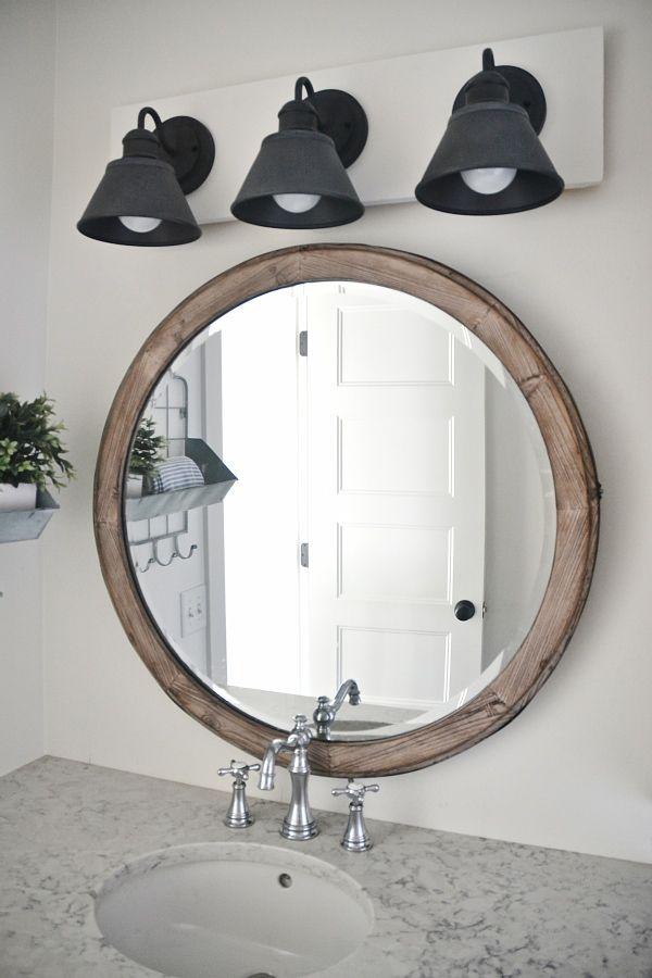 Diy Farmhouse Bathroom Vanity Light Fixture Vanity Light Fixtures