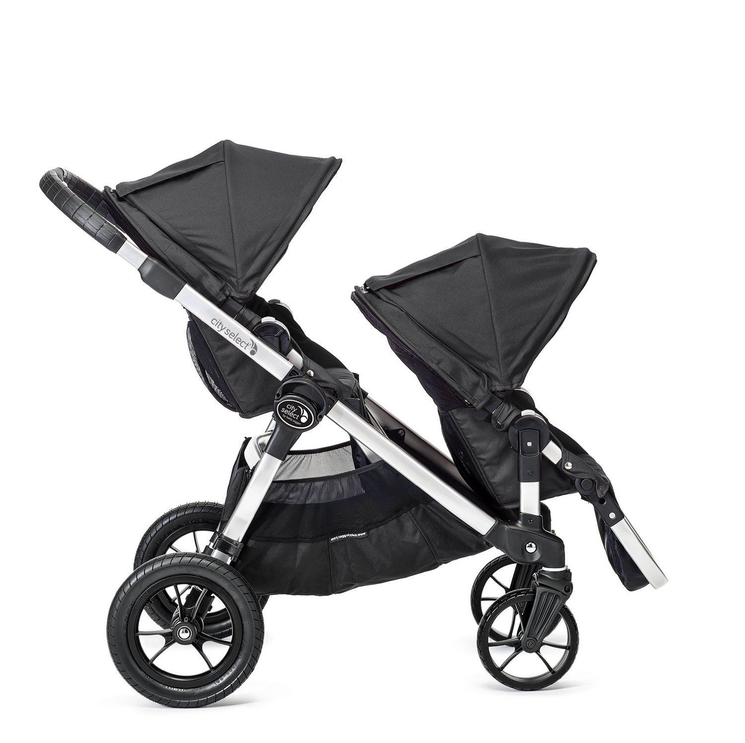 Baby Jogger City Select Single Stroller with Optional Bassinet or Second Seat yx