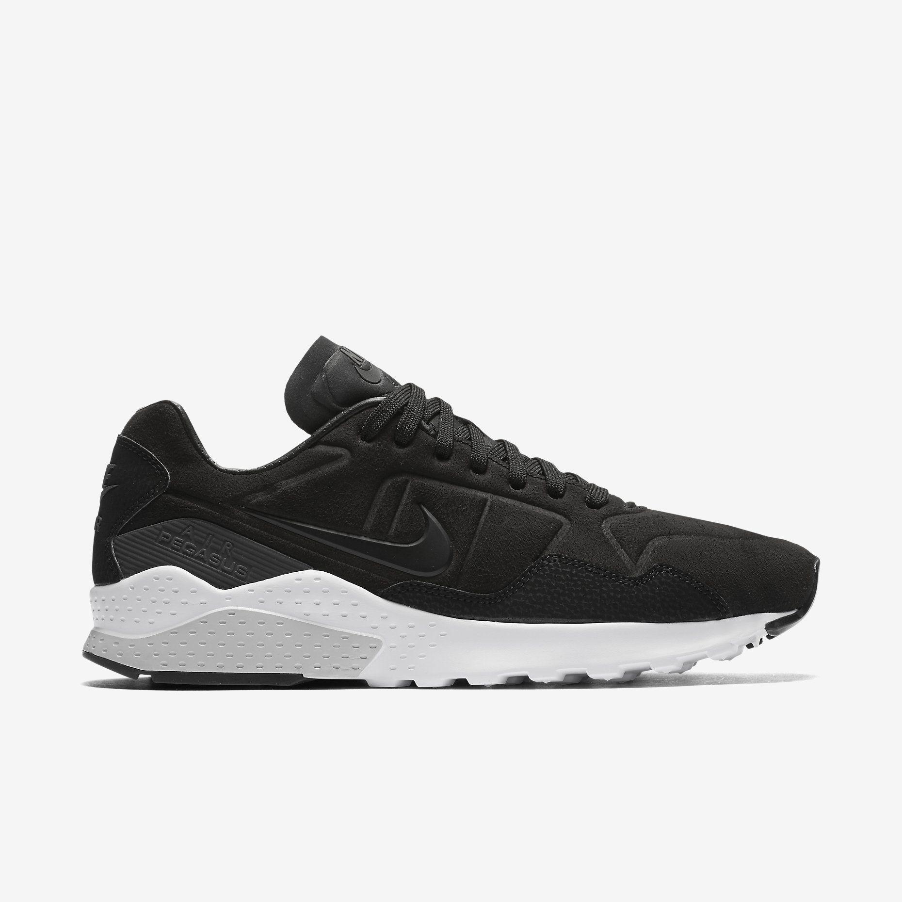 Nike Air Zoom Pegasus 92 Premium (Black/White/Anthracite/Black)