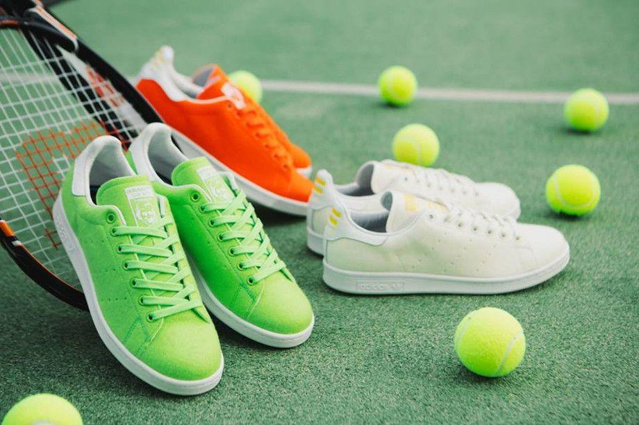Adidas Stan Smith x Pharrell Williams Tennis (1) | Stan