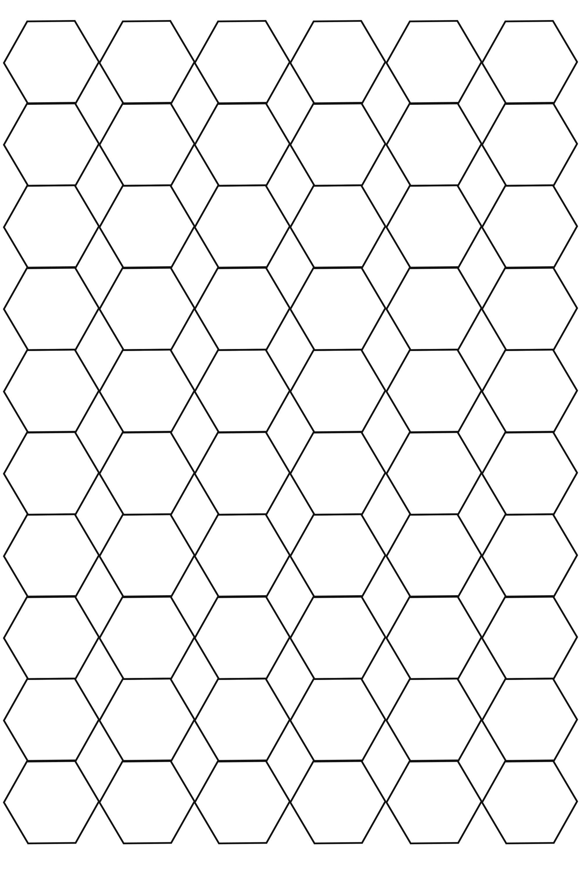 Free Printable Hexagonal Graph Papers Template Free Graph Paper Printable Printable Graph Paper Graph Paper Designs Paper Template Free Printable