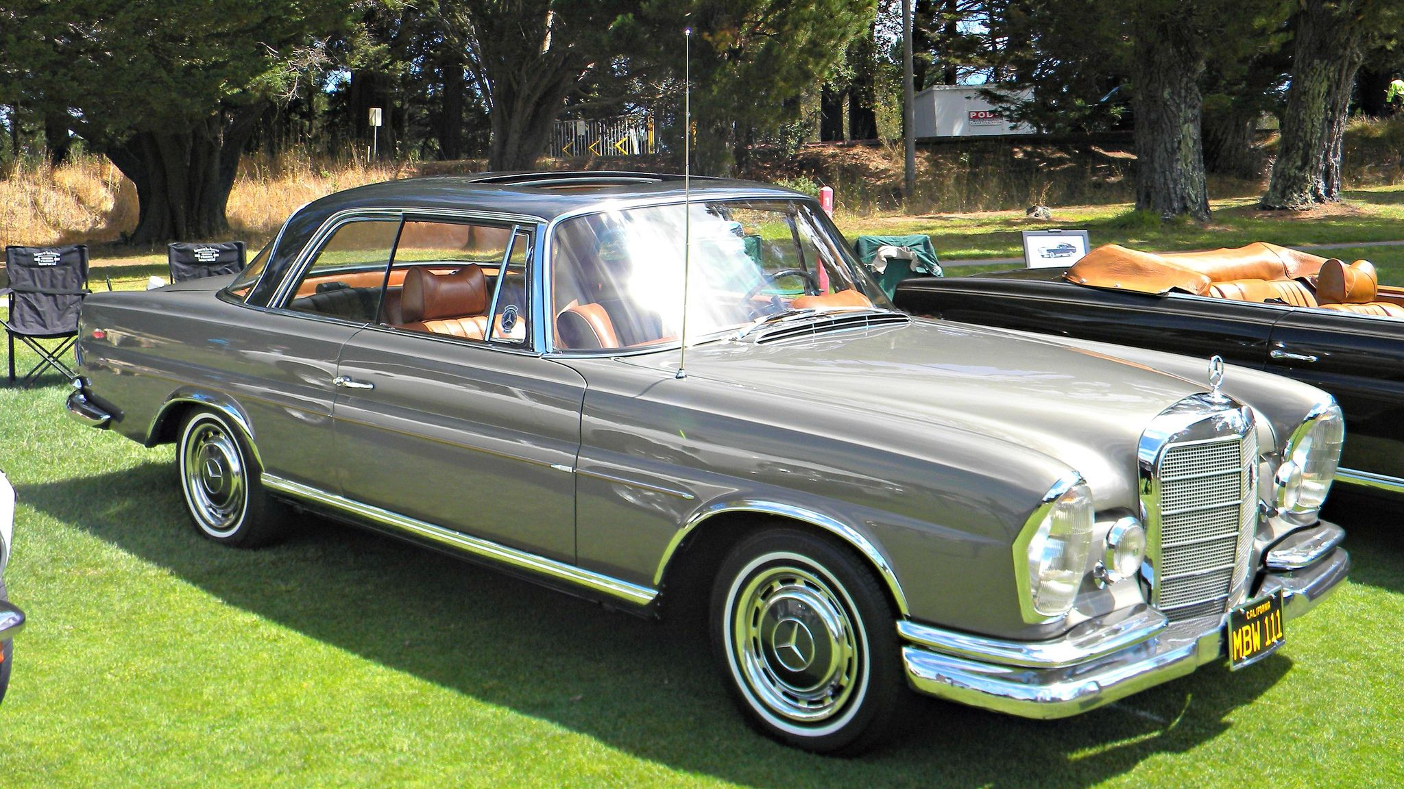 1968 Mercedes Benz 250se