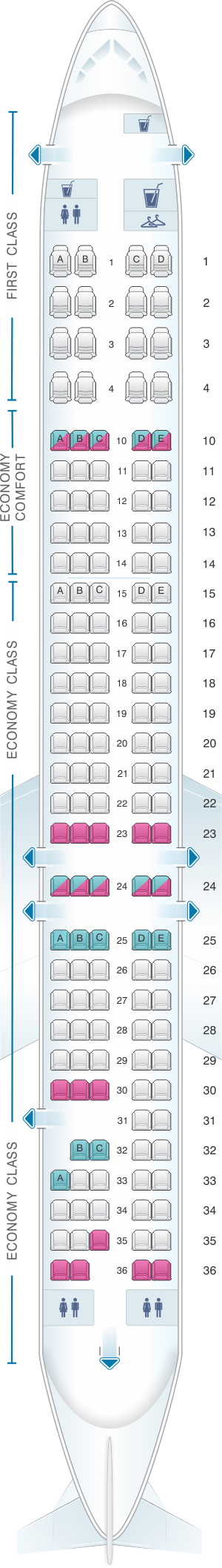 Seat Map McDonnell Douglas MD 88 | Delta Air Lines ... China Southern Seat Map on a380 emirates map, china economy-class airline seat configuration, china southern airline, china eastern airlines seat map, china southern hotels, china southern route map, china airline a330-200 seat map for east, china southern business class, china southern frequent flyer, china map airplane, air china seat map,