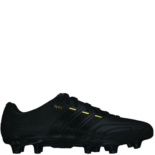 more photos 49674 25cf2 adidas Adipure 11Pro TRX FG Black Black Metallic Gold Soccer Cleats - model  G97118 - Only  143.99