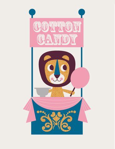 Via cotton candy ingela p arrhenius poster pinterest et - Barbe a papa personnage ...
