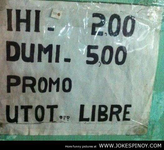 sense of humor in tagalog