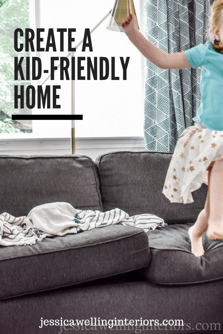 - How To Design A Kid-Friendly Home Furniture Layout, Design, Home